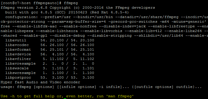 Installing ffmpeg, flvtool2, mp4box and ImageMagick on