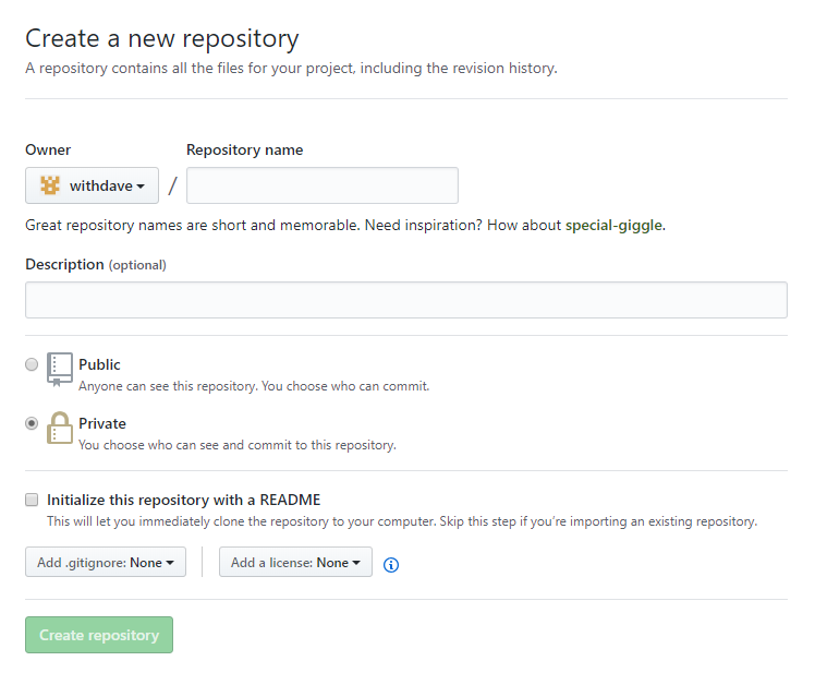 Migrating a private repository from Bitbucket to GitHub with
